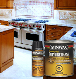 Minwax Fast Drying Polyurethane Interior Clear Protective Finishes