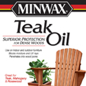 Huile de teck Minwax<sup>®</sup>