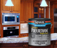 Minwax® Water Based Oil-Modified Polyurethane